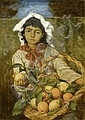 THOMA, HANS(Bernau 1839 - 1924 Karlsruhe)The lemon, Hans Thoma, Click for value