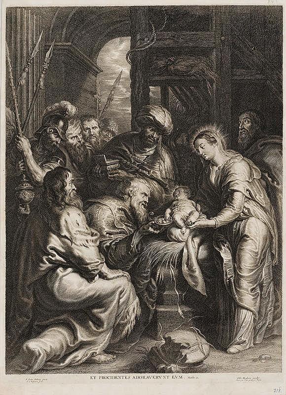 BOLSWERT, SCHELTE ADAMS (Bolsward 1586 - 1659