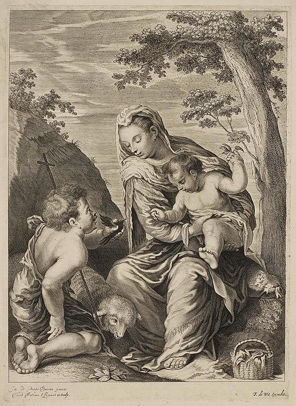 MATHAM, THEODOR DIRK ( Haarlem 1605/06 - 1676