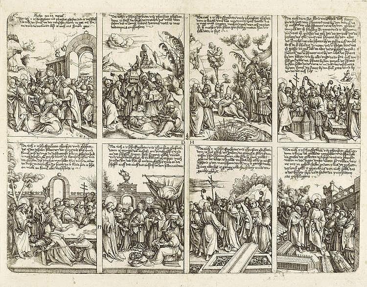 HOPFER, DANIEL (Kaufbeuren, circa 1470 - 1536