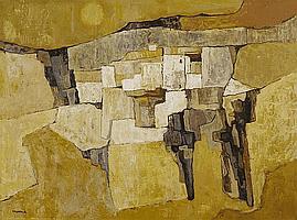 MONNIER, CHARLES (Geneva 1925 - 1993 Sierre)