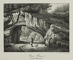 DUBOIS, JEAN (Genf 1789-1849 Mornex). Lot von 35