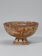 COSTA RICAN PEDESTAL BOWL Ca. A.d. 800-1200.