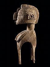 BAGA MASKE Guinea. H 130 cm. Provenienz: - Galerie