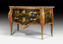 LACQUER COMMODE,