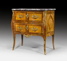 SMALL COMMODE,