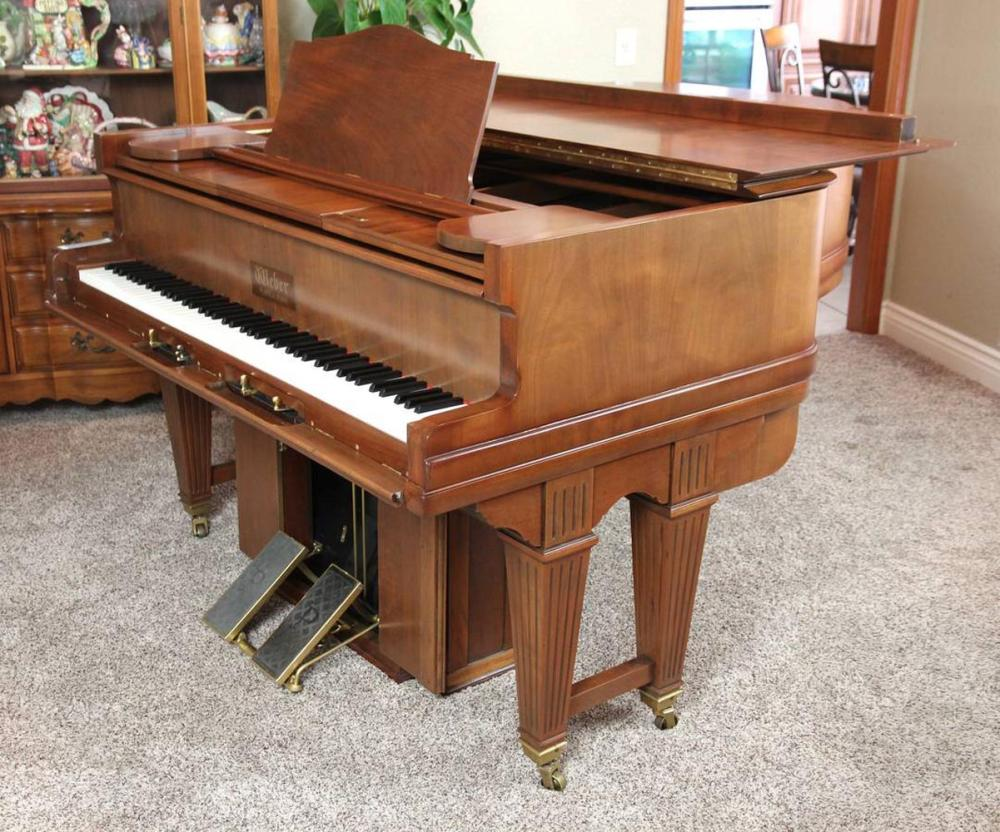 1912 ANTIQUE AEOLIAN PLAYER GRAND PIANO -FULLY RESTORED