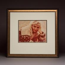 5. Marilyn By George Barris, The Last Shoot, 1962 (In Sweater, Close Up)