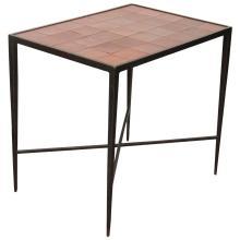 Wrought Iron Table in the syle of Alberto Giacometti / Jean Michel Frank