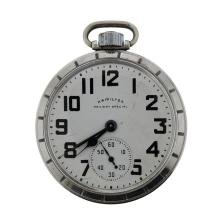 93c49dc03 Hamilton Pocket Watches for Sale: Online Auctions | Buy Hamilton ...