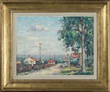 DE LA VILLEON Emmanuel (1858-1944)