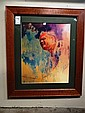 Jack Nicklaus Giclee on Watercolor paper