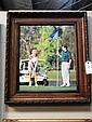 Golf Giclee on Canvas