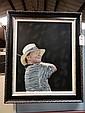 Tom Kite Giclee on Canvas