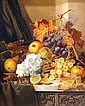 Henry George Todd (1847-1898) - Still life with, George (1842) Henry, Click for value