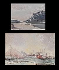Arthur Baylis Allen (1889-?) - Industrial