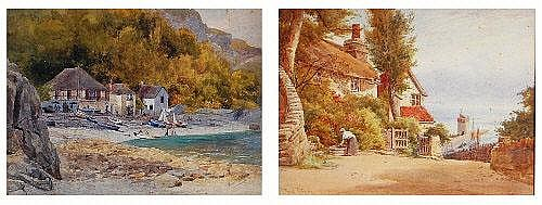 Frederick Charles Dixey (Exh. 1881-1914) - Matched