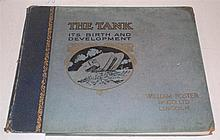 The Tank; its Birth and Development, William
