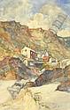Leonard CASLEY (Exhibited 1920 - 1929) Watercolour