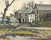 * Samuel John Lamorna BIRCH (1869-1955), Oil on pa, Samuel John Lamorna Birch, £2,000