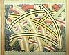 John CHAMBERS (1934-2015), Mixed media on plywood, John (1934) Chambers, Click for value