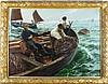 Charles Napier HEMY (1841-1917), Oil on canvas, 'L, Charles Napier Hemy, £60,000