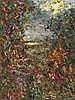 Michael STRANG (b. 1942) Oil on canvas 'September, Michael Strang, Click for value
