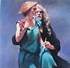 * Robert O. LENKIEWICZ (1941-2002), Limited edition colour print, 'Bella with the Painter, Study from: Observations on the theme of the 'Double', Project - 18, No'd 72/550, Signed in pencil, 22
