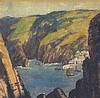 * John Anthony PARK (1880-1962), Watercolour, Cadgwith Cove, Helston, Signed, 7.75