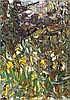 Michael STRANG (b. 1942) Oil on canvas