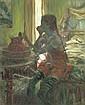 Sheila TIFFIN (b. 1952) Oil on canvas 'In the, Sheila Tiffin, Click for value
