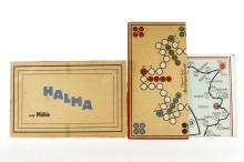 3 Gesellschaftsspiele: Halma