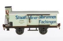 Märklin Mineralwasserwagen 1997