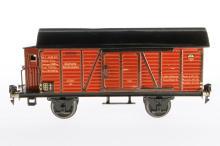 Märklin gedeckter Güterwagen 1791