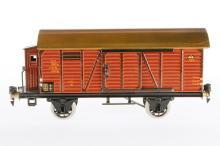Märklin gedeckter Güterwagen 1791 B