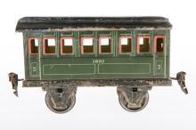 Märklin Personenwagen 1892