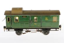 Märklin Gepäckwagen 1808