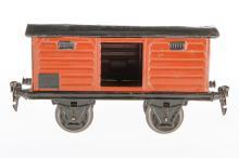 Märklin gedeckter Güterwagen 1965