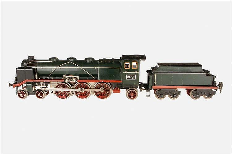 Märklin 2-C-1-Dampflok HR 66/13020 mit 4A Tender