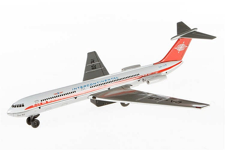 VEB Plasticart Flugzeug 2713100