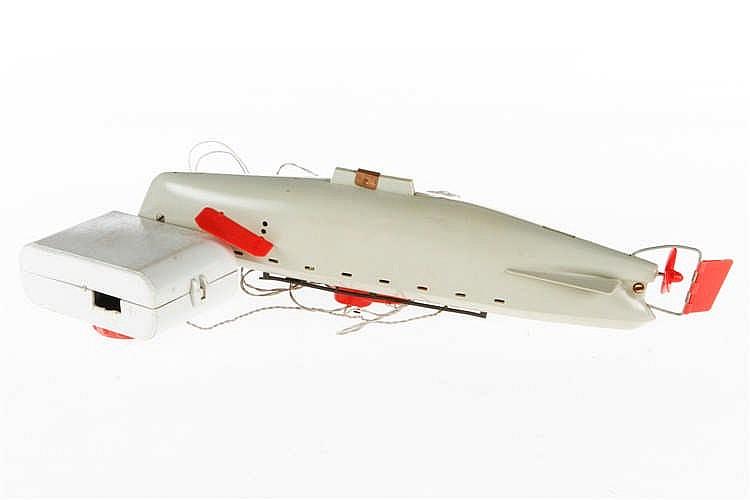 """Anker U-Boot """"Delphin"""""""