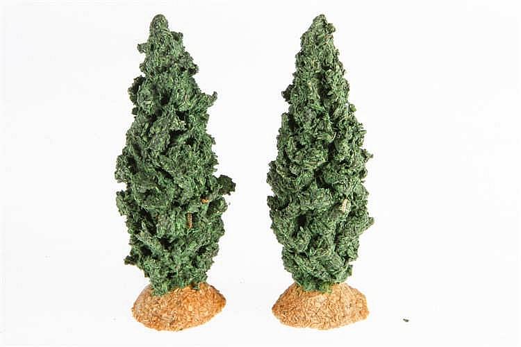 2 Masse Bäume