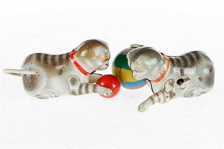 2 Köhler Katzen
