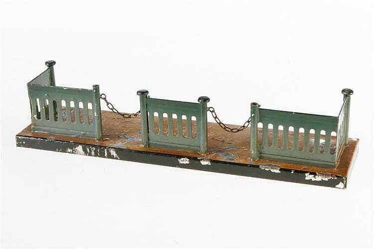 Kibri Bahnsteigsperre