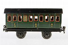 Märklin Abteilwagen 1864