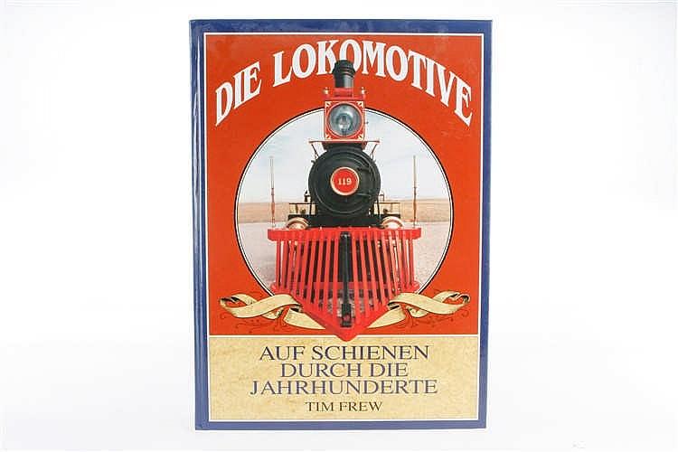 """Buch """"Die Lokomotive"""""""