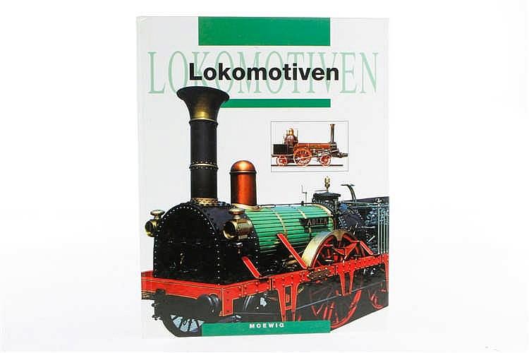"Buch ""Lokomotiven"""