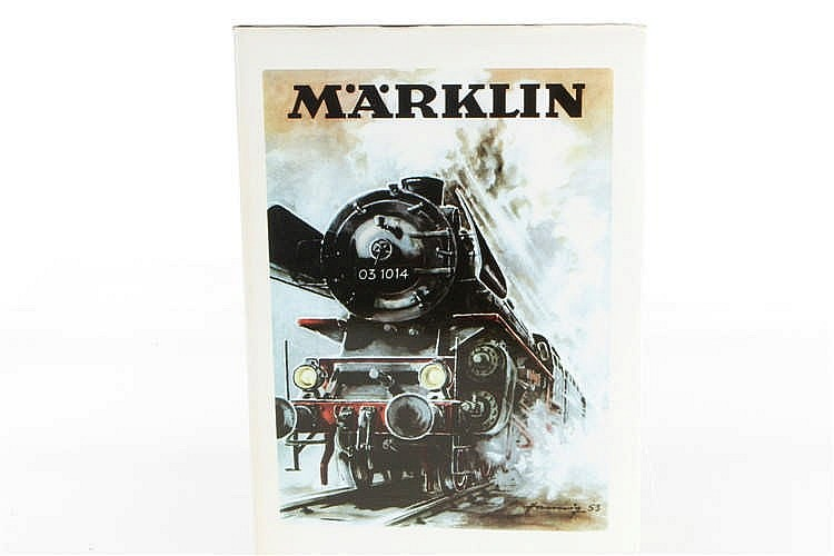 """Buch """"Märklin 1934/35 - 1954"""""""