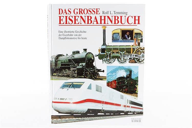"""Buch """"Das große Eisenbahnbuch"""""""