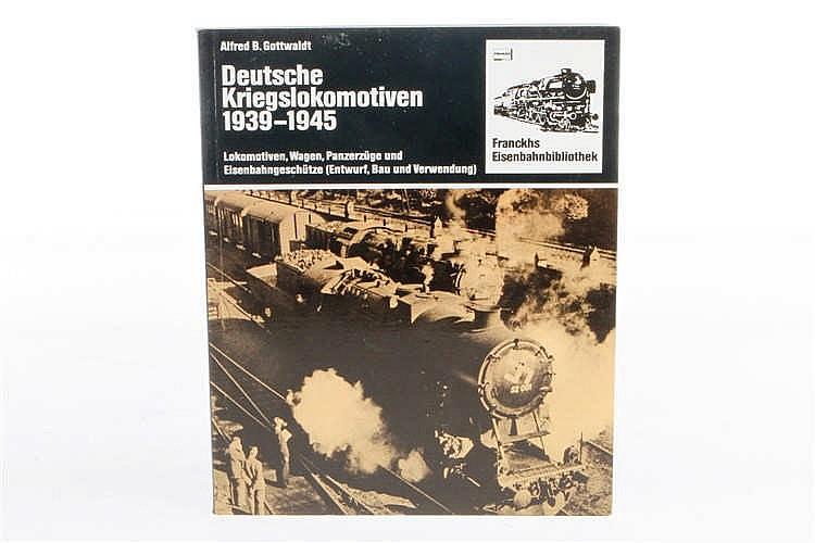 "Buch ""Deutsche Kriegslokomotiven 1939-1945"""